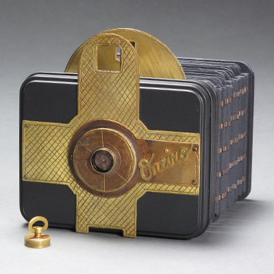 Oneiro - pinhole camera and artist book by Judith Hoffman